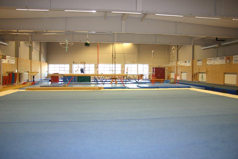 Gymnastikens Hus I Alings 229 S Gym Hall 1