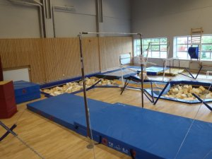 Gymnastikens Hus I Alings 229 S Male Artistic Gymnastics